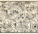 Yale's Beinecke Library acquires 'playful' 1932 map of Harlem nightlife