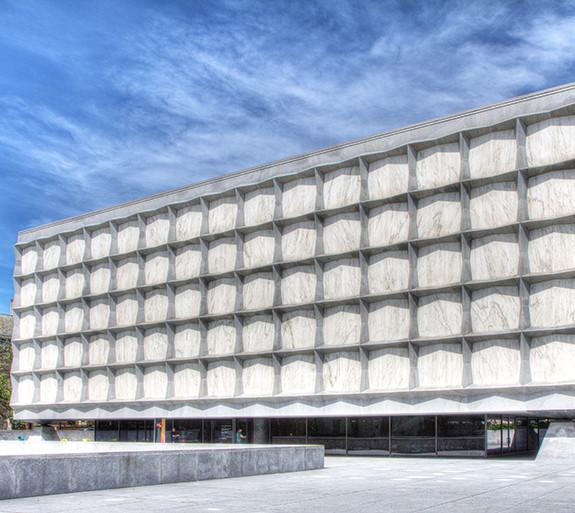 The Beinecke Rare Book & Manuscript Library