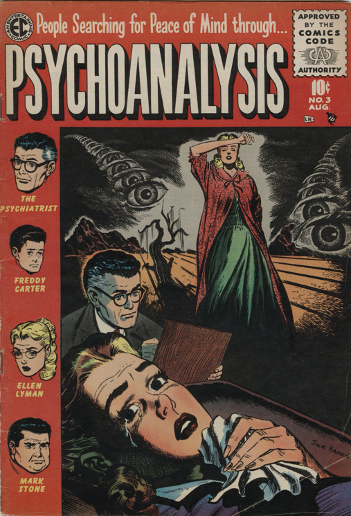 Issue 3 of: Psychoanalysis People searching for peace of mind through psychoanalysis Psychoanalysis (New York, N.Y. : 1955)  Call Number: Za Zp956