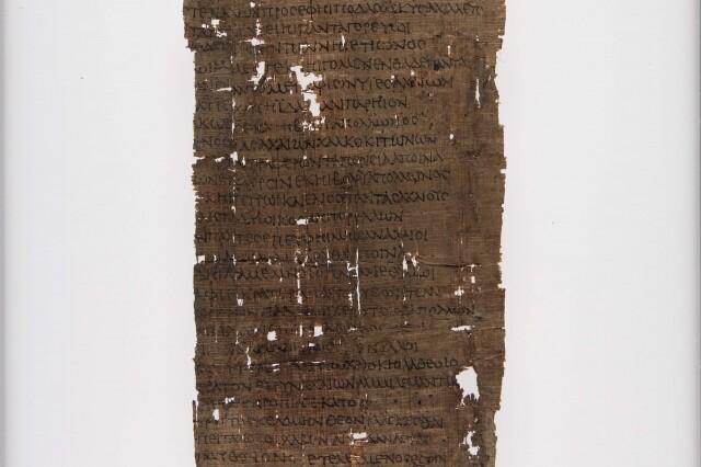 P.CtYBR inv. 489 - Homer, Iliad I.361-393