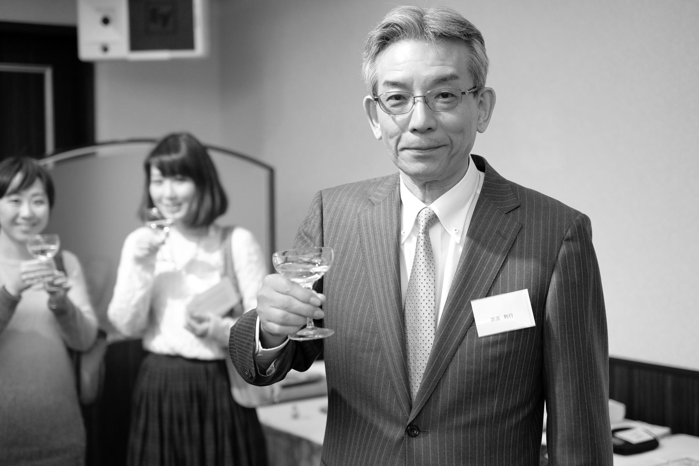 Prof. Toshiyuki Takamiya